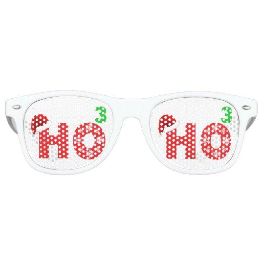 Santa Laugh at Christmas Sunglasses