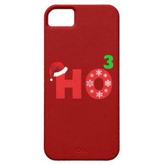 santa laughs at christmas case for the iPhone 5