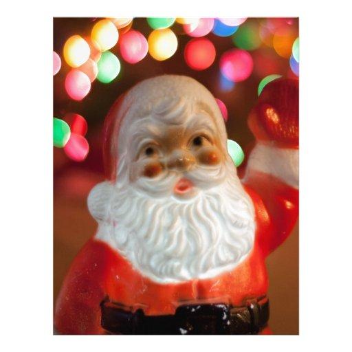 Santa Customized Letterhead