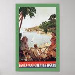 Santa Margherita Ligure Poster