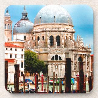 Santa Maria della Salute Beverage Coaster