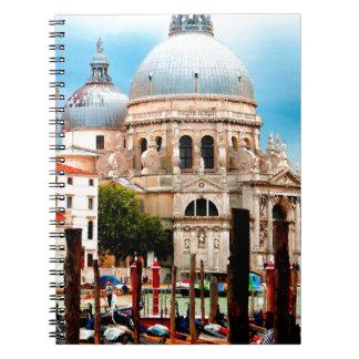 Santa Maria della Salute Notebooks