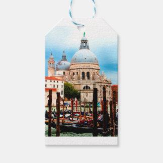 Santa Maria della Salute Pack Of Gift Tags