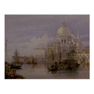 Santa Maria della Salute Postcard