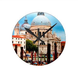 Santa Maria della Salute Round Clock