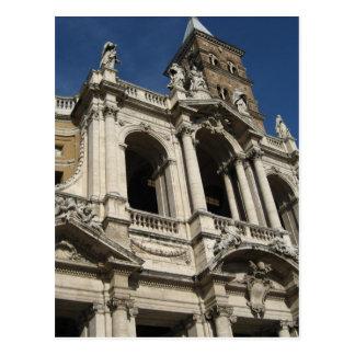 Santa Maria Maggiore Postcard