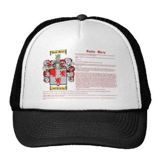 Santa Maria (meaning) Trucker Hat