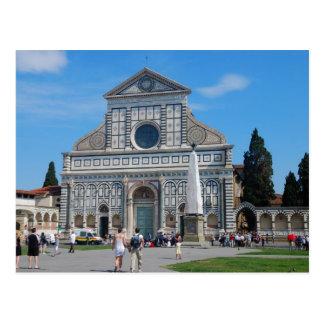 Santa Maria Novella Postcard