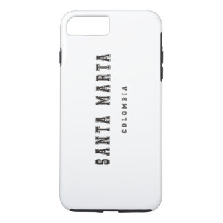Santa Marta Colombia iPhone 7 Plus Case