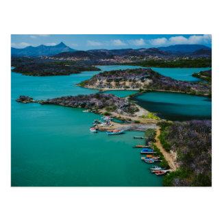 Santa Martha Bay Postcard