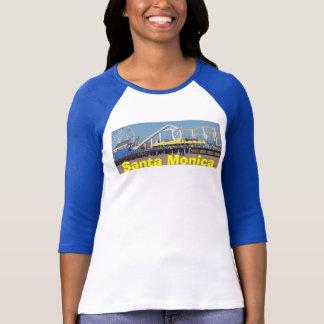 Santa Monica Beach Pier T-Shirt
