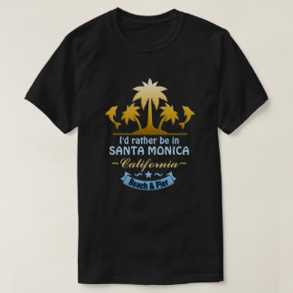 Santa Monica, CA T-Shirt