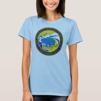 Santa Monica City Seal Shirt