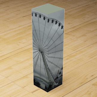 Santa Monica Ferris Wheel Wine Box