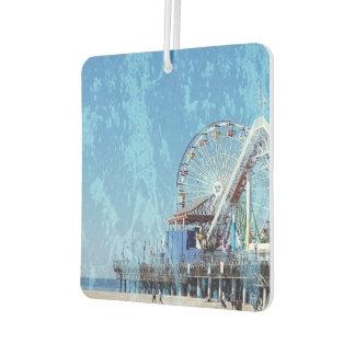 Santa Monica Pier Air Freshener