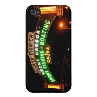 Santa Monica Pier iPhone 4/4S Cases