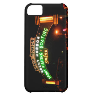 Santa Monica Pier iPhone 5C Cover