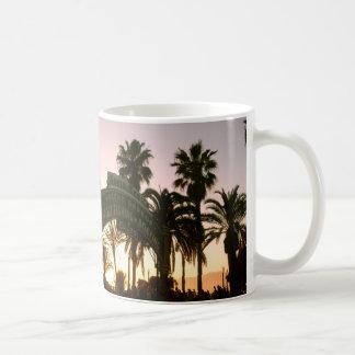 Santa Monica Sunset Mug