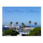 Santa Monica View Postcard!