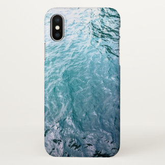 Santa Monica Waters iPhone X Case
