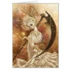 Santa Muerte Greeting Card
