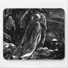 Santa Muerte (Mexican Grim Reaper) circa 1939 Mouse Pad