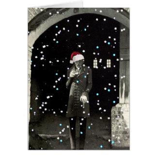 Santa Orlok Card