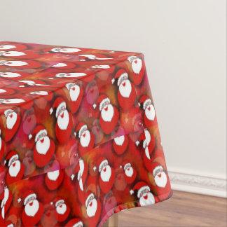 Santa Pattern Tablecloth