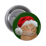 Santa Paws Pinback Buttons