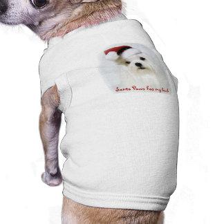Santa Paws Shirt