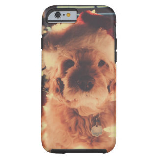 Santa Paws Tough iPhone 6 Case