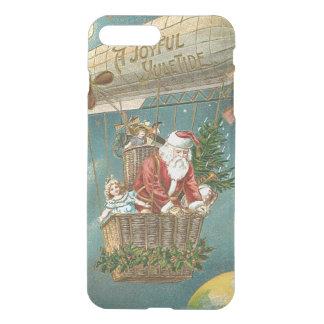 Santa Presents Gifts Christmas Tree Balloon iPhone 7 Plus Case
