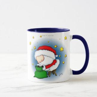 Santa Presents mug