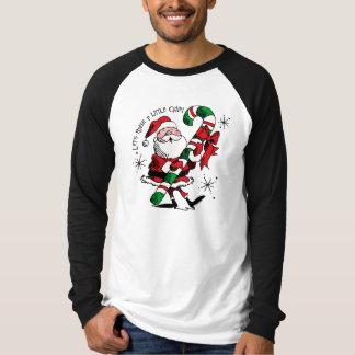 Santa Raising Cane T-Shirt