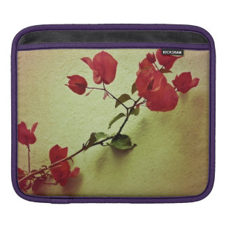 Santa Rita Flower in Warm Colors Wall Photo iPad Sleeve