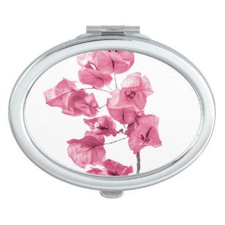 Santa Rita Flowers Photo Compact Mirror