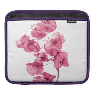 Santa Rita Flowers Photo iPad Sleeve