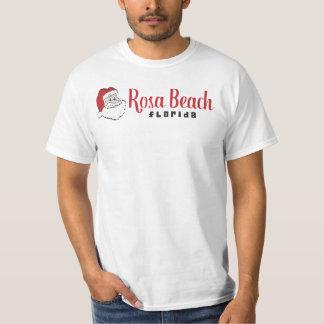 Santa Rosa Beach Florida (Santa Claus) T-shirt