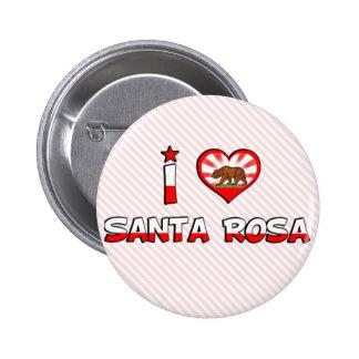 Santa Rosa CA Badge