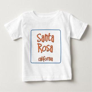 Santa Rosa la Californie BlueBox T-shirt Pour Bébé