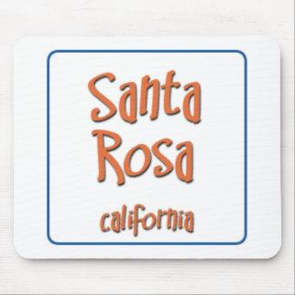 Santa Rosa la Californie BlueBox Tapis De Souris