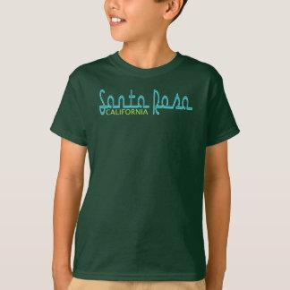 Santa Rosa la Californie T-shirt