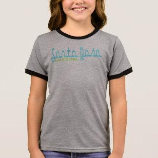 Santa Rosa la Californie T-shirt Ras-de-cou