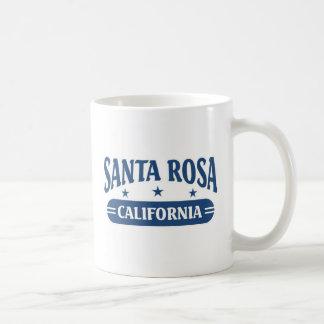 Santa Rosa la Californie Mug Blanc