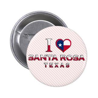 Santa Rosa le Texas Pin's