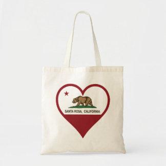Santa Rosa Love Tote