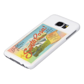 Santa Rosa New Mexico NM Vintage Travel Souvenir Samsung Galaxy S6 Cases