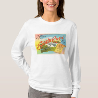 Santa Rosa New Mexico NM Vintage Travel Souvenir T-Shirt
