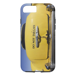 Santa Rosa, New Mexico,United States. Old Yello 2 iPhone 7 Case