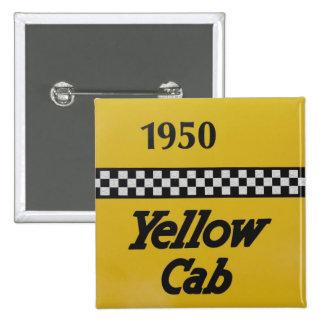Santa Rosa, New Mexico,United States. Old Yello Pinback Button